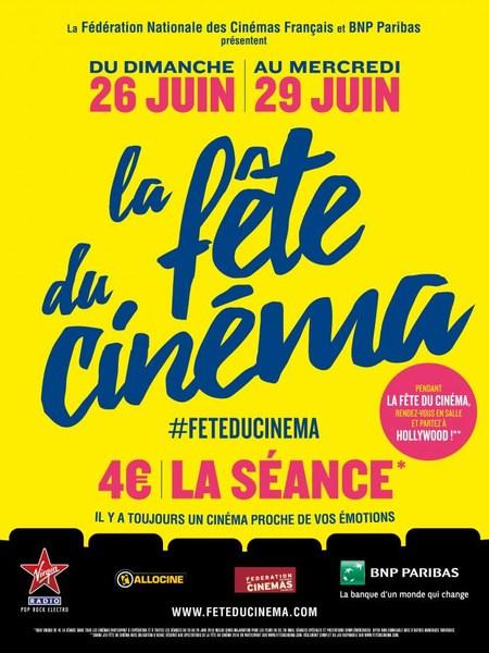 FETE DU CINEMA 2016