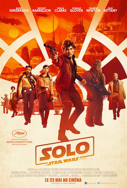 SOLO : A SW STORY